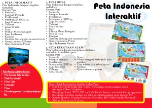 Peta Indonesia Interaktif